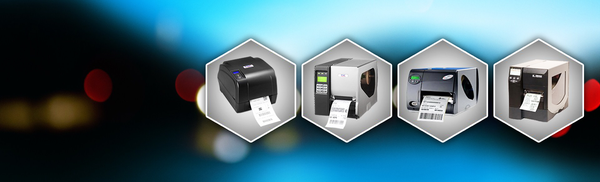 Thermal Barcode Printer